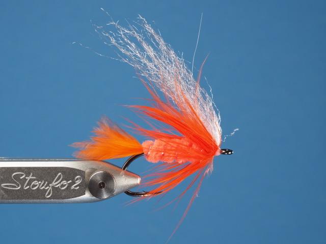 uUr finished winter steelhead fly. The Polar Shrimp.